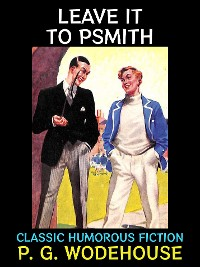 Cover Leave it to Psmith