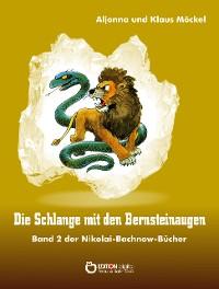 Cover Die Schlange mit den Bernsteinaugen