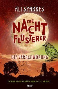 Cover Die Nachtflüsterer - Die Verschwörung