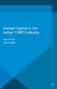 Cover Human Capital in the Indian IT / BPO Industry