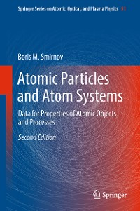 Cover Atomic Particles and Atom Systems