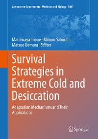 Cover Survival Strategies in Extreme Cold and Desiccation