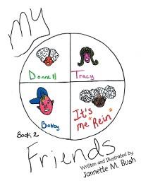 Cover Book 2: My Friends