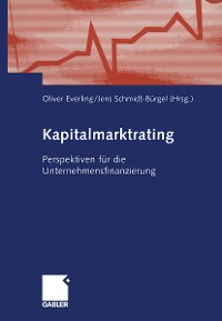 Cover Kapitalmarktrating