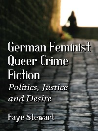 Cover German Feminist Queer Crime Fiction
