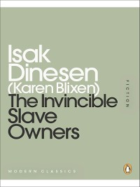 Cover The Invincible Slave-Owners