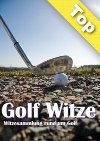 Cover Golf Witze