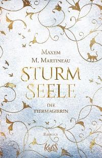 Cover Die Tiermagierin – Sturmseele