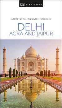 Cover DK Eyewitness Delhi, Agra and Jaipur