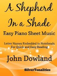 Cover A Shepherd in a Shade Easy Piano Sheet Music