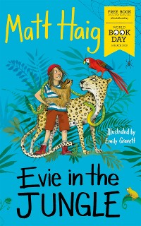 Cover Evie in the Jungle