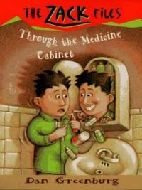 Cover Zack Files 02: Through the Medicine Cabinet