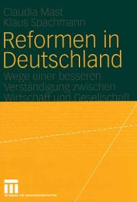 Cover Reformen in Deutschland