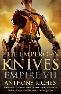 Cover Emperor's Knives: Empire VII