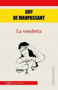 Cover La vendetta