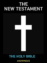 Cover Holy Bible New Testament.