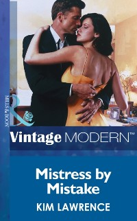 Cover Mistress by Mistake
