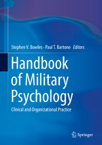 Cover Handbook of Military Psychology