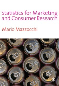 Cover Statistics for Marketing and Consumer Research