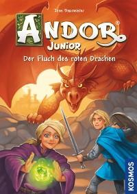 Cover Andor Junior, 1, Der Fluch des roten Drachen
