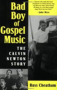 Cover Bad Boy of Gospel Music