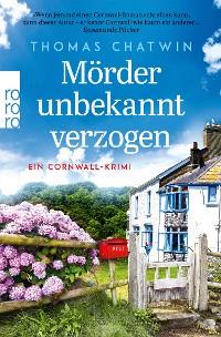 Cover Mörder unbekannt verzogen