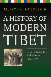 Cover A History of Modern Tibet, Volume 4