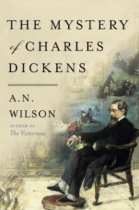 Cover Mystery of Charles Dickens