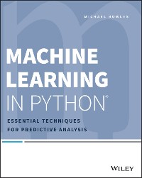 Cover Machine Learning in Python