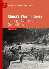 Cover China's War in Korea