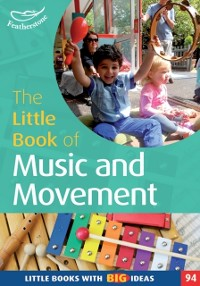 Cover Little Book of Music and Movement