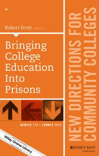 Cover Bringing College Education into Prisons