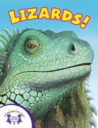 Cover Know-It-Alls! Lizards