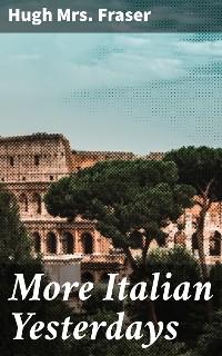 Cover More Italian Yesterdays