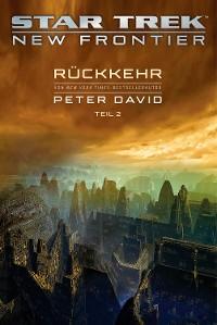 Cover Star Trek – New Frontier: Rückkehr 2