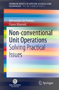 Cover Non-conventional Unit Operations