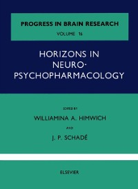 Cover Horizons in Neuropsychopharmacology