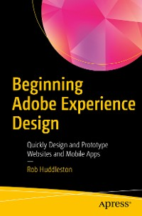Cover Beginning Adobe Experience Design
