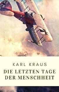 Cover Karl Kraus: Die letzten Tage der Menschheit
