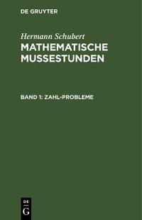 Cover Zahl-Probleme