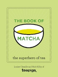Cover The Book of Matcha