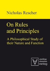 Cover On Rules and Principles