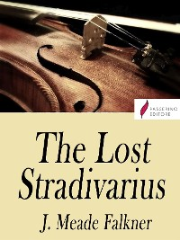 Cover The Lost Stradivarius