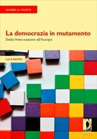 Cover La democrazia in mutamento