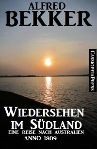 Cover Australien Anno 1809 - Wiedersehen im Südland