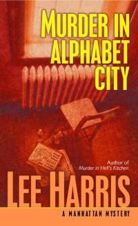 Cover Murder in Alphabet City