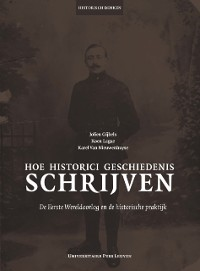 Cover Hoe historici geschiedenis schrijven