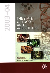 Cover The State of Food and Agriculture 2003-2004