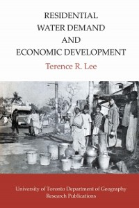 Cover Residential Water Demand and Economic Development
