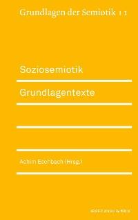 Cover Soziosemiotik